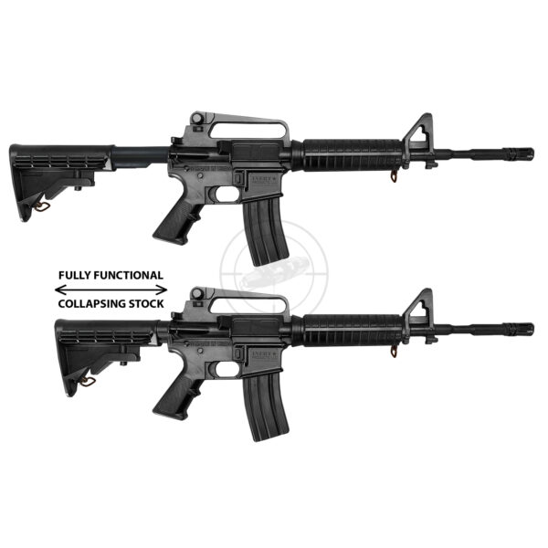 M4A2 (Collapsing Stock) - Solid Dummy Replica OTA-RWS15