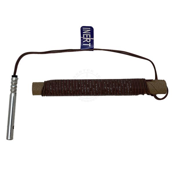 M6 ELECTRIC DETONATOR BLASTING CAP DELUXE, CLOSED-END – INERT REPLICA TRAINING AID OTA-M6