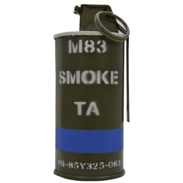 M83 Smoke Grenade - Inert Replica Training Aid