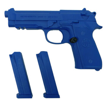 M92A1 Training Pistol w/ Removable Magazines - Inert Replica Training Aid