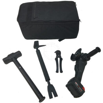 Lightweight Tactical Breacher's Kit