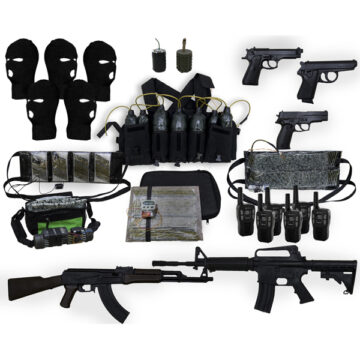 Multiple Shooter Response Training Kit
