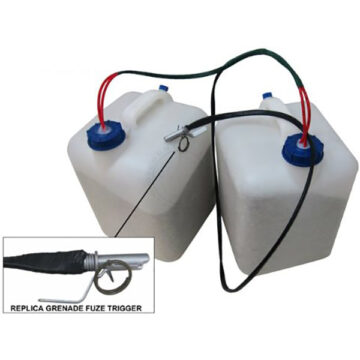 Multiple Jug Suicide VBIED - Inert Replica Training Aid