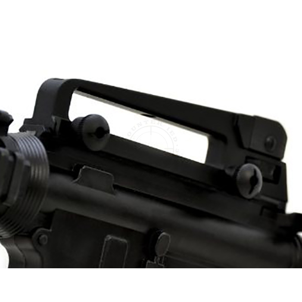 NcStar Detachable Carry Handle with A2 Rear Sight