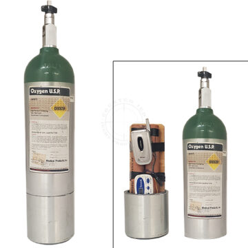 O2 (Oxygen) Tank IED - Inert Replica OTA-6117