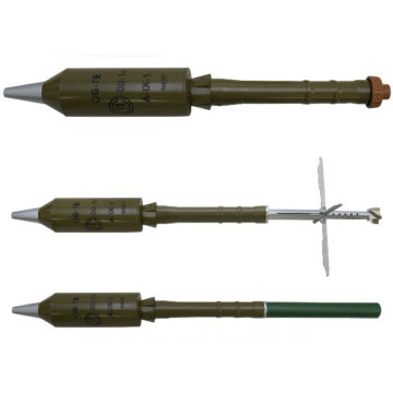 OG-7E RPG Rocket - Inert Replica Training Aid
