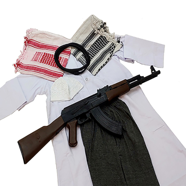 OPFOR Training Kit - Insurgent (with Replica AK-47)