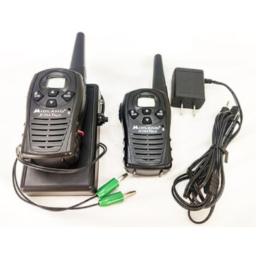 2-Way Radio / PMR Improvised IED Switch (Functional) - Inert Replica Training Aid