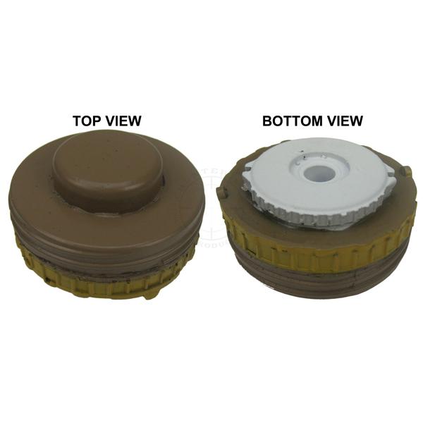 P4-MK1 / P2-MK2 AP Mine (No Safety Cap) - Inert Replica Training Aid