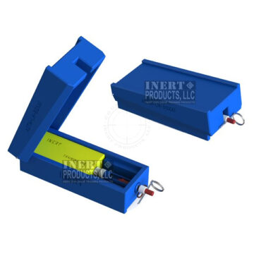 AOTM PMD Box Mine Cutaway - Inert Classroom Training Aid