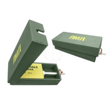 PMD-6 AP Box Mine - Inert Replica Training Aid