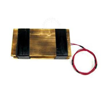 Pressure Plate Switch, Ball Bearings / Plates - Inert Replica Training Aid