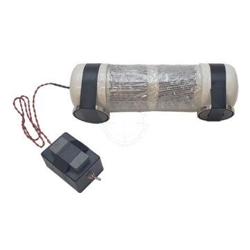 PVC Pipe Bomb UVIED, Large (w Frag) - Inert Replica OTA-6010