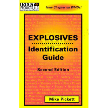 Pickett's Primer On Explosives - Explosives Identification Guide (Digital Download)