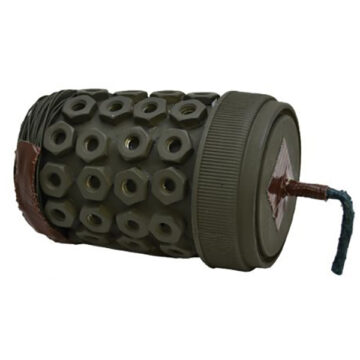 Pill Bottle Grenade / IED - Inert Replica Training Aid