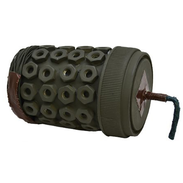 Pill Bottle Grenade / IED - Inert Replica Training Aid