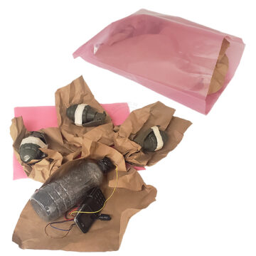 Plastic Bag IED - Inert Replica OTA-6025