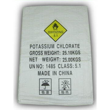 25 Kg Potassium Chlorate Bag - Empty