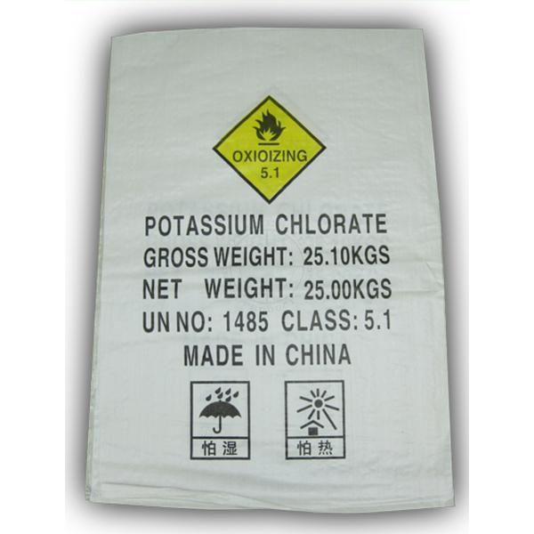 25 Kg Potassium Chlorate Bag - Empty