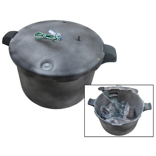 Pressure Cooker IED - Inert Replica Training Aid