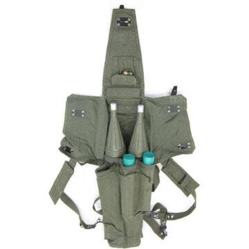 RPG Rocket Bag (w/ 2x Inert Replica PG-7 Rockets & Boosters)