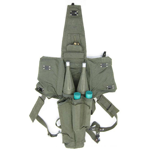 RPG Rocket Bag (w/ 2x Inert Replica PG-7 Rockets & Boosters)