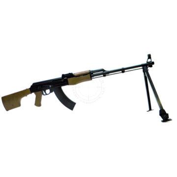 RPK Machine Gun - Solid Dummy Replica