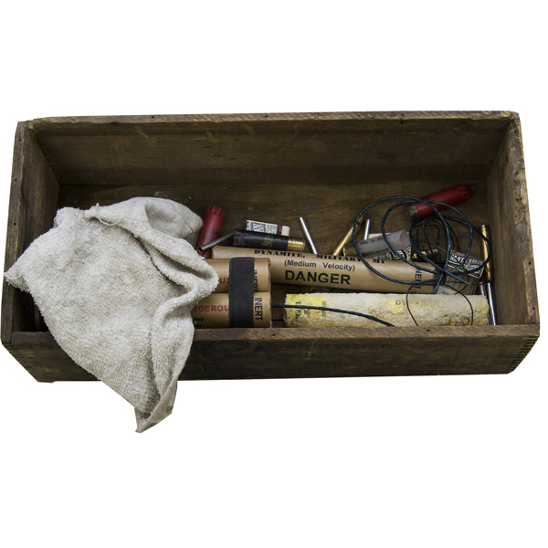 Common Rural Explosives Training Kit - Inert Replicas OTA-LETK01