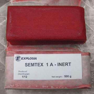 Semtex-1A 500g Demolition Block (OEM Factory Inert) - Inert Training Aid