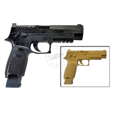 Sig Sauer M17 - Solid Dummy Replica OTA-RWS03