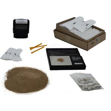 Simulated Heroin Distribution Kit
