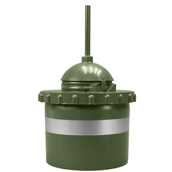 No. 69 Mk1 South African Bounding Fragmentation Mine - Inert Replica Training Aid