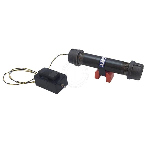 Steel Pipe Bomb UVIED, Small - Inert Replica OTA-6045