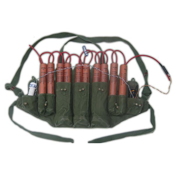 Suicide Vest Type #3 (Dynamite) - Inert Training Aid