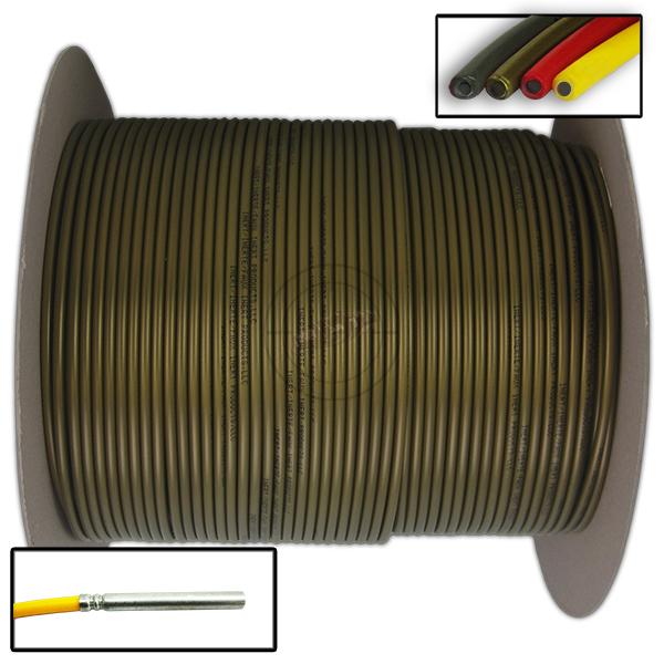 Time Fuse (Solid Core), 1,000 ft Spool (Bronze) - Inert Replica OTA-SC92