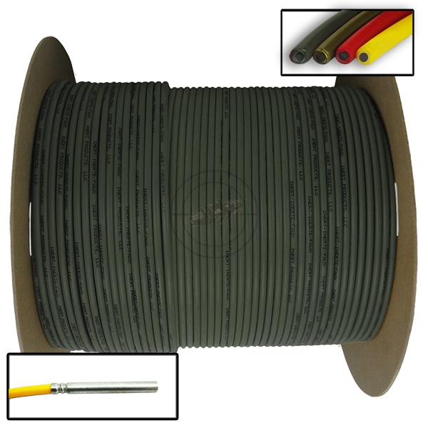 Time Fuse (Solid Core), 1,000 ft Spool (Olive Drab) - Inert Replica OTA-SC98