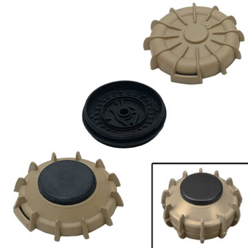 VS-50 Italian AP Mine (Deluxe, 3-Piece) - Inert Replica Training Aid