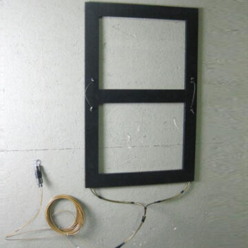 Concrete Wall Breaching Charge Assembly - Inert Replica Training Aid