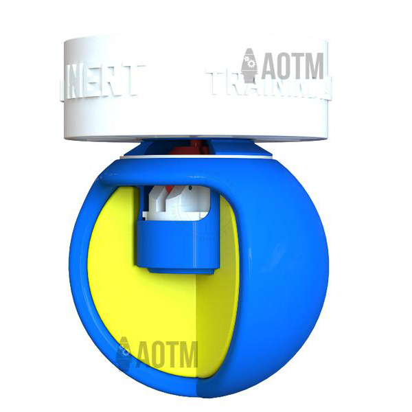 AOTM BLU-24/B Cutaway - Inert Classroom Training Aid