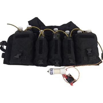 Suicide Vest Type #5 (WMD) - Inert Training Aid