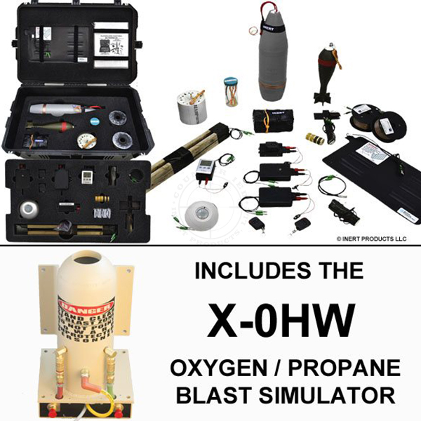X-0HW Platoon Level Functional IED Training Kit