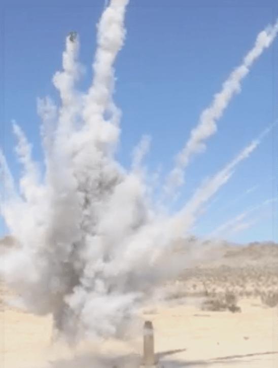 X-OMG Oxygen + Propane IED Blast Simulator