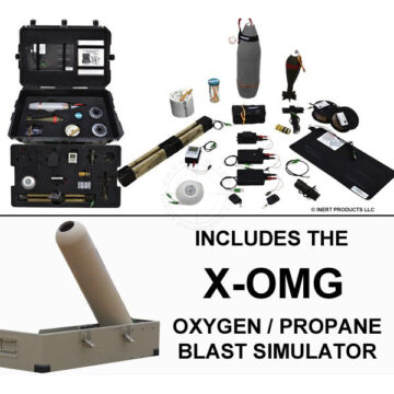 X-OMG Platoon Level Functional IED Training Kit