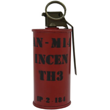 AN-M14 Incendiary Grenade - ​Inert Replica Training Aid