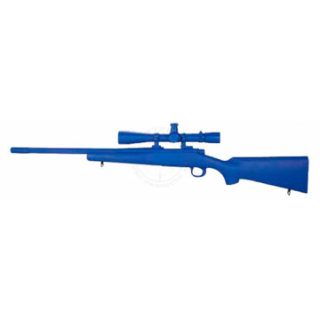 Remington 700 w/ Scope - Solid Dummy Replica