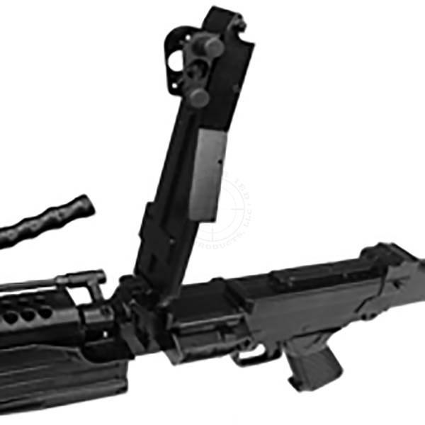 M249 SAW Light Machine Gun - Solid Dummy Replica