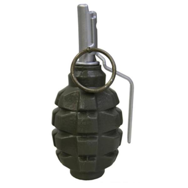 F-1 Soviet Frag Grenade - Inert Replica Training Aid