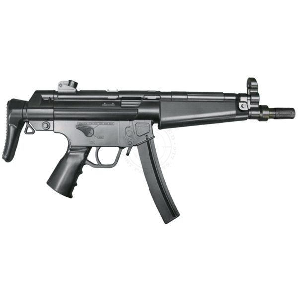 MP5 (Closed Stock) - Solid Dummy Replica