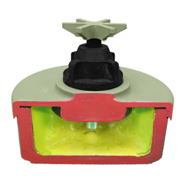 PMA-2 Yugo AP Mine Cutaway - Inert Replica Training Aid
