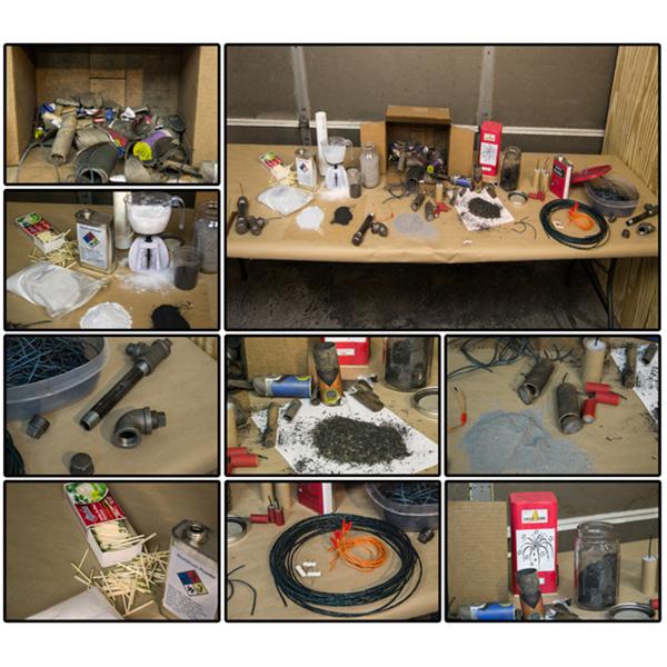 Domestic Pyro Bomb Builder Workshop - Inert Training Kit